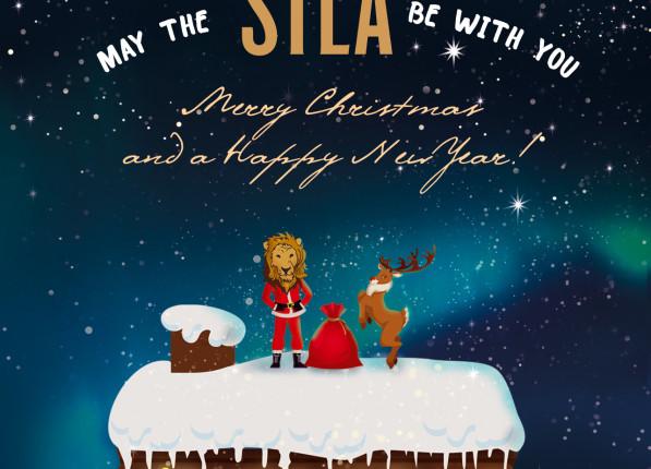 postcard SILA