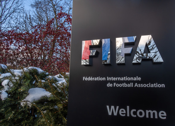 Zurich,,Switzerland,-,January,10,,2021:,Fifa,Is,A,Non-profit