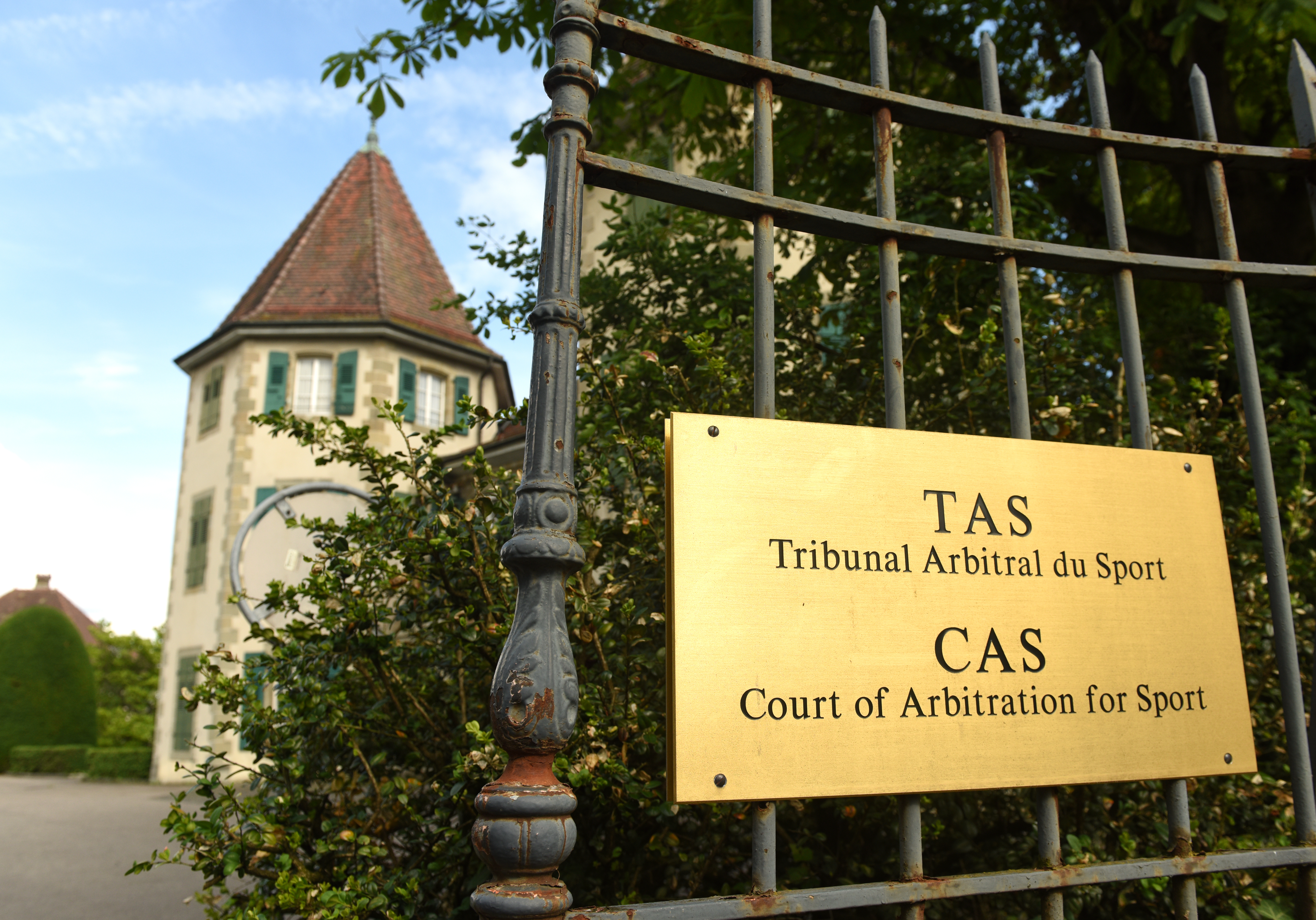 Lausanne,,Switzerland,-,June,05,,2017:,Court,Of,Arbitration,For