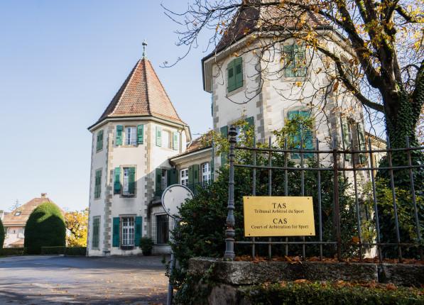 Lausanne,,Switzerland,-,October,24,2020:,The,Tribunal,Arbitral,Du