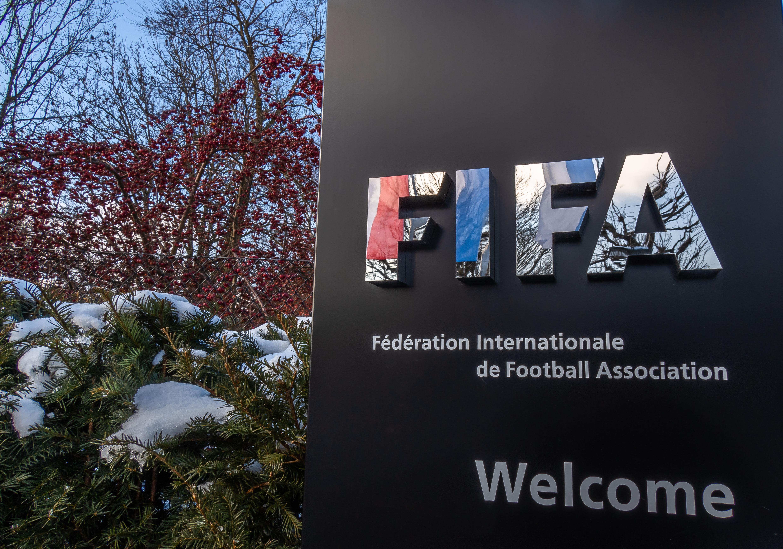 Zurich,,Switzerland,-,January,10,,2021:,Fifa,Is,A,Non-profit